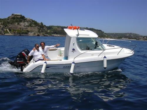 Hobby pesca com nautica la barca da pesca la barca for Barca a vapore per barche da pesca